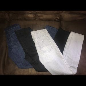 Boys Skinny Jeans (selling as a lot)